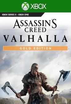 Assassins Creed Valhalla Gold Edition (GRA XBOX ONE / XBOX SERIES X) wersja cyfrowa