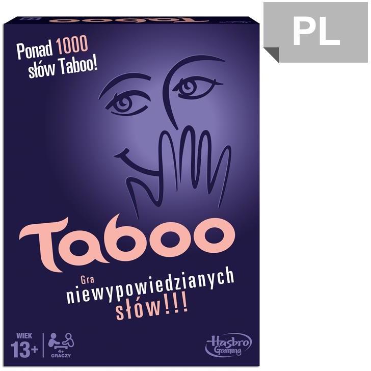 Hasbro Taboo A4626
