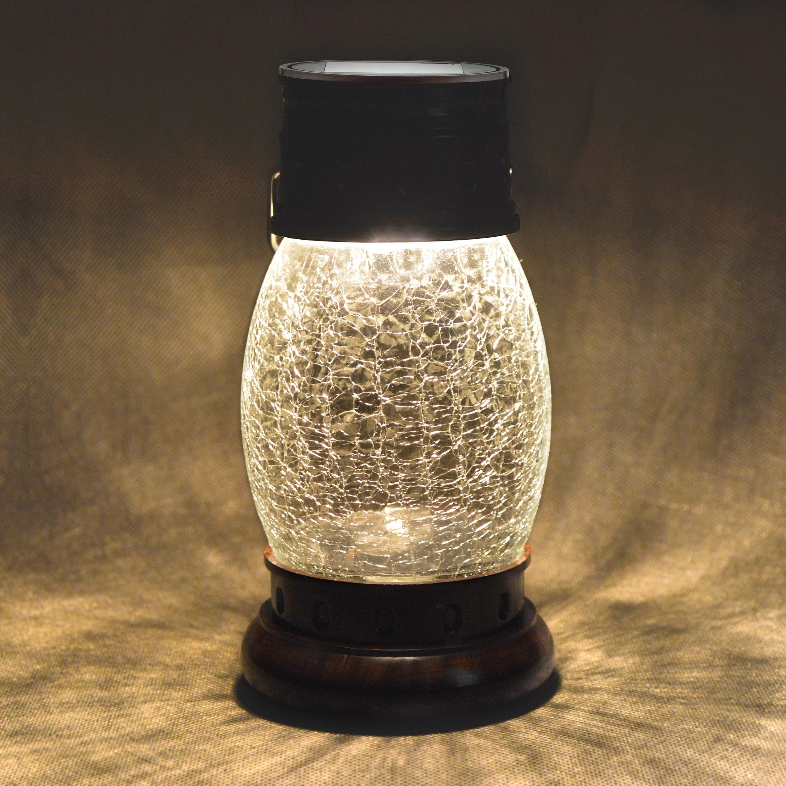 Polux Lampa solarna LATARENKA LED 307293 SANICO 307293