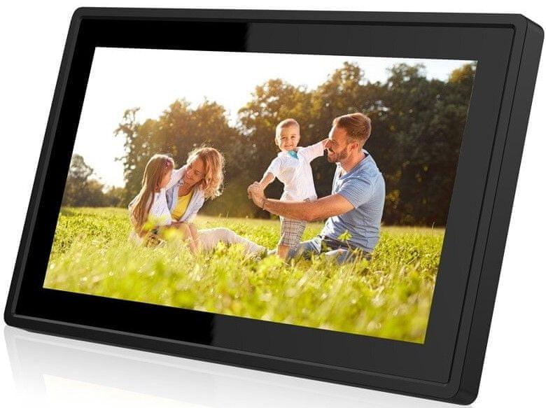 GoGEN Frame 20 WiFi czarna