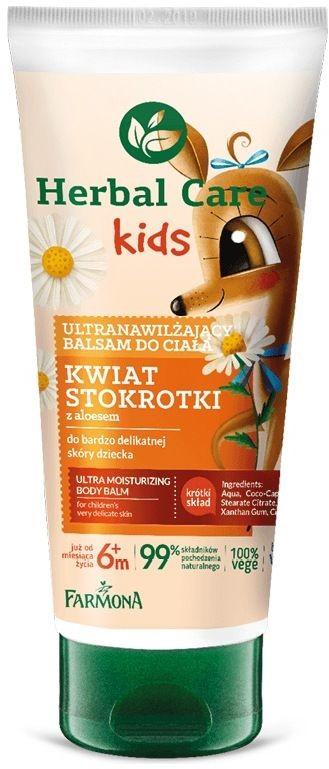 Herbal Care Farmona Farmona Kids Balsam Kwiat Stokrotki 200ml FAR-2991