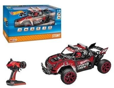 Brimarex Hot Wheels RC 1:18 Stunt Buggy