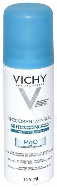 Vichy dezodorant mineralny w aerozolu 125 ml