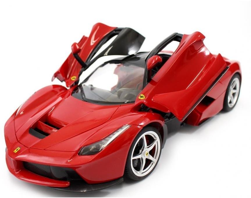 Rastar Ferrari La Ferrari F70 1:14 RTR Czerwony RAS/50100-RED