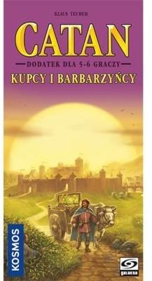 Galakta Catan: Kupcy i Barbarzyńcy Dodatek dla 5/6 graczy