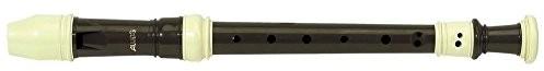 Aulos aulos (muzyka) 700078°C-sopranowy flet prosty BEL Canto Mod.Tabela 105A uchwycono jego barokową griffw. średni brąz, w komplecie z torba, wiszer pręta, puszka na tłuszcz i uchwytu 700078