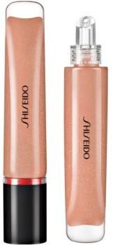 Shiseido Shimmer GelGloss połyskujący błyszczyk do ust o dzłałaniu nawilżającym odcień 03 Kurumi Beige 9 ml
