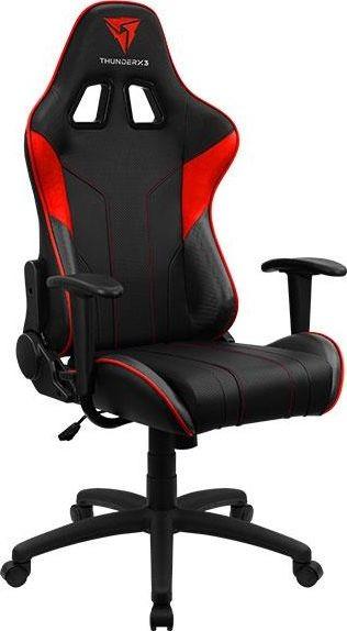 AEROCOOL Aerocool Fotel Gamingowy THUNDER3X EC3 AIR BLACK RED