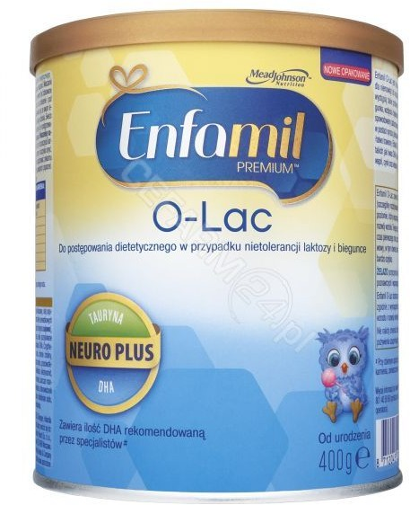Enfamil Premium 0-Lac neuro plus 400 g