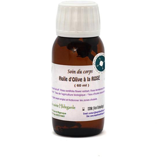 Ogrody Hildegardy Olejek różany 60ml Bio* HU034