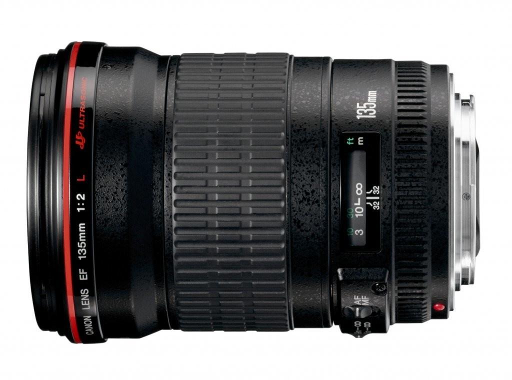 Canon EF 135mm f/2.0 L USM (2520A015)