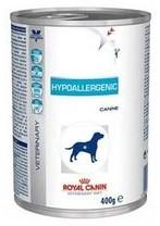 Royal Canin Mokra karma dla psa Hypoallergenic 12 x 400 g