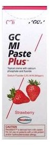 GC Corporation MI Paste PLUS Truskawka 35ml