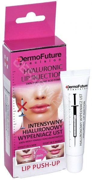 DermoFuture Precision Hialuronowy wypełniacz ust Lip Push Up 12ml TENEX