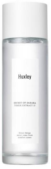 Huxley Huxley Secret of Sahara toner extract it Równoważący tonik do twarzy 120ml 53353-uniw