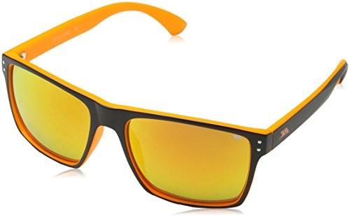 Trespass okulary przeciwsłoneczne dla mężczyzn -  jeden rozmiar czarny, pomarańczowy UAACEYM30002_BOREACH