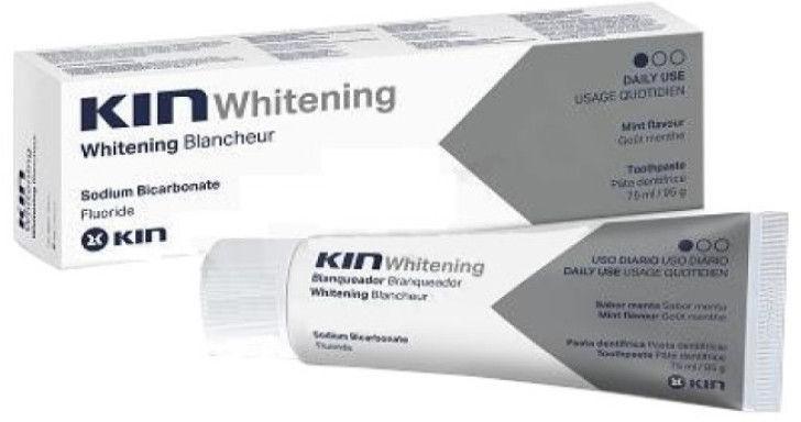 Laboratories Kin Whitening wybielająca pasta do zębów 75 ml 7047957