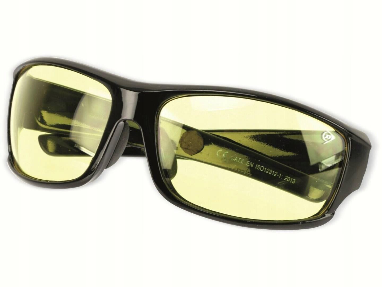 Dunlop Okulary polaryzacyjne dla kierowców nocą
