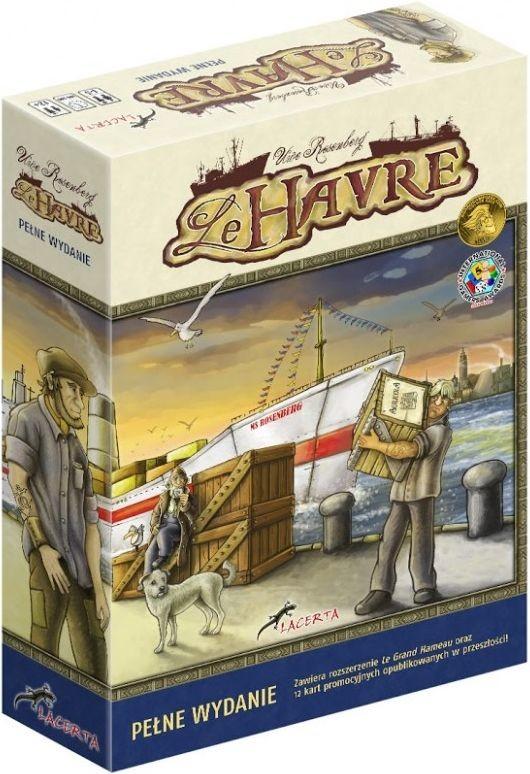 Lacerta Le Havre (druga edycja polska)