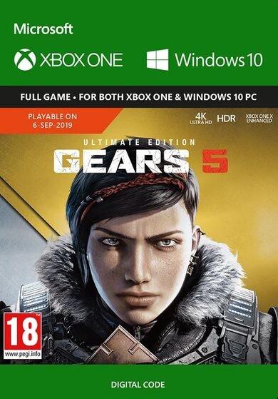 Gears 5 Edycja Ultimate (GRA XBOX ONE) wersja cyfrowa