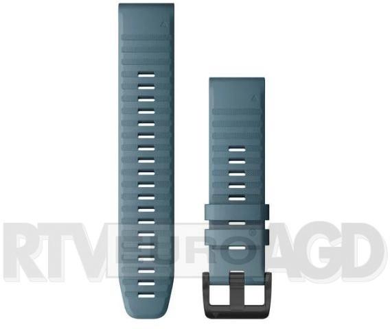 Garmin pasek Fenix 6 22mm QuickFit niebieski  