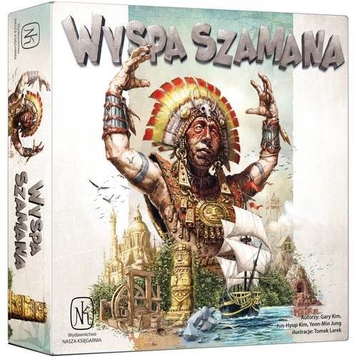 Nasza Księgarnia Wyspa szamana