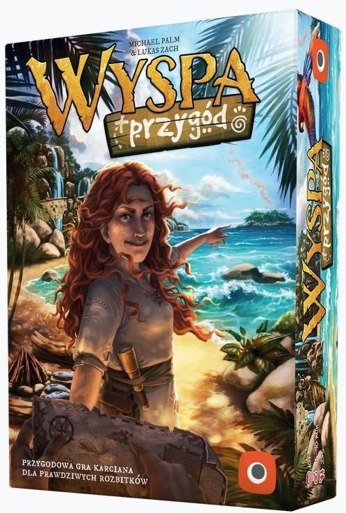 Portal Games Wyspa Przygód