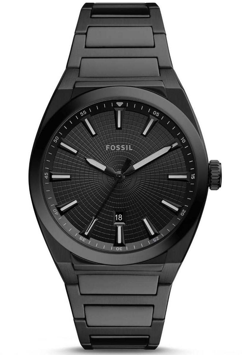 Fossil FS5824 EVERETT 3 HAND Zegarek Męski RATY 0%   GRATIS
