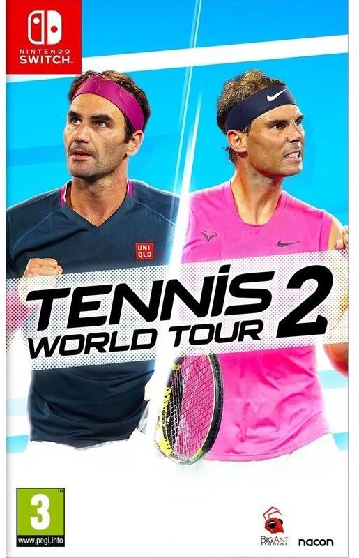 Tennis World Tour 2 (GRA NINTENDO SWITCH)