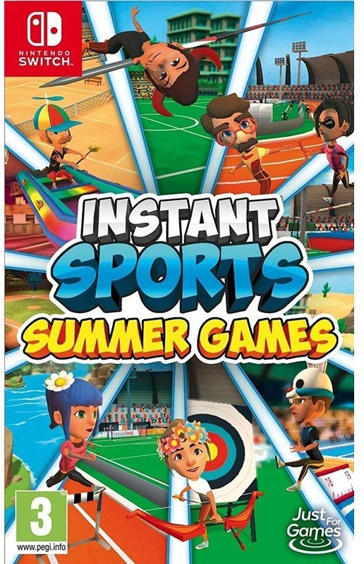 Instant Sports: Summer Games (GRA NINTENDO SWITCH)