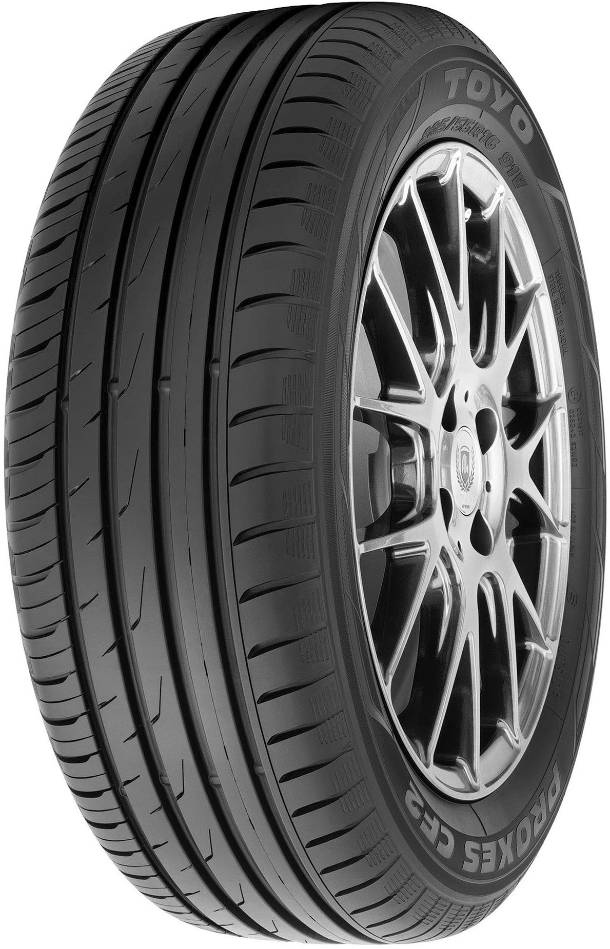 TOYO Proxes CF2 SUV 215/60R17 96H