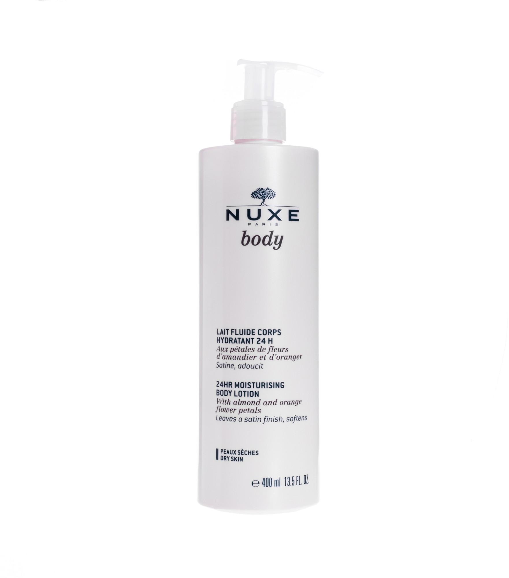Nuxe Body 24h nawilżający balsam do ciała 400 ml