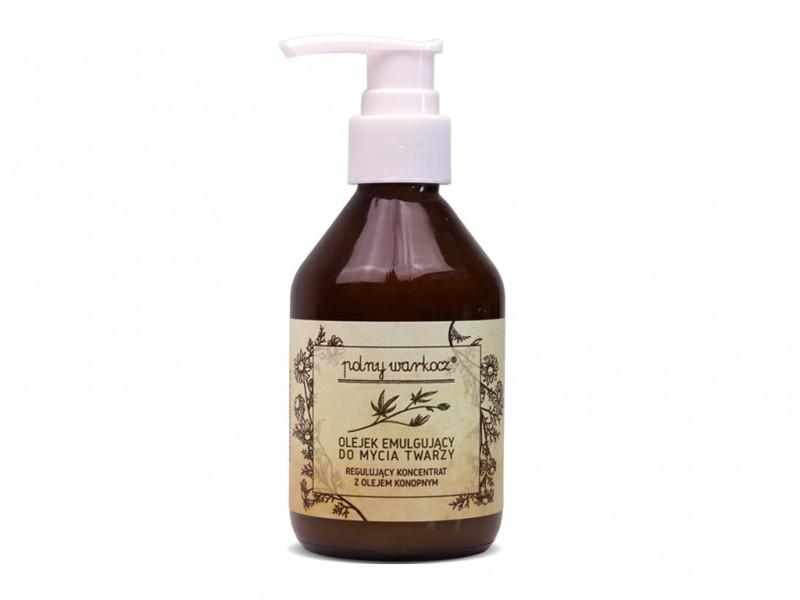 VIVIO Koncentrat z olejem konopnym 150 ml- Polny Warkocz