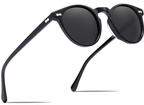 fe47ca52f324 Carfia Okulary przeciwsłoneczne carfia retro okrągłe Outdoor spolaryzowane okulary  przeciwsłoneczne dla pań