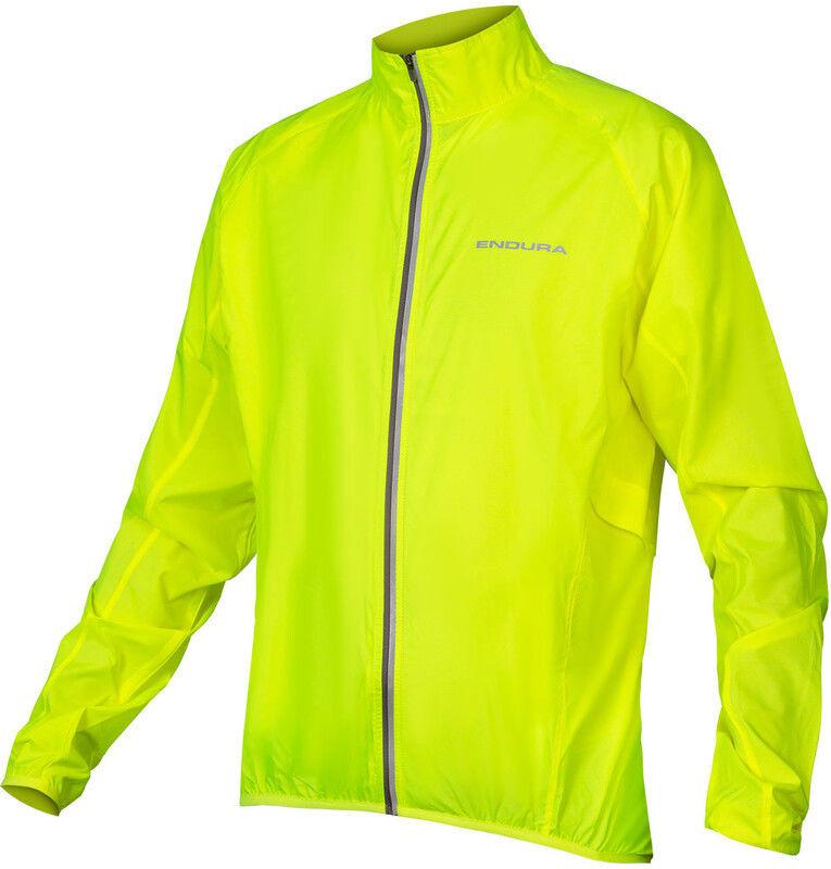 Endura Pakajak Kurtka Mężczyźni, neon yellow XL 2020 Kurtki szosowe E3193YV/6