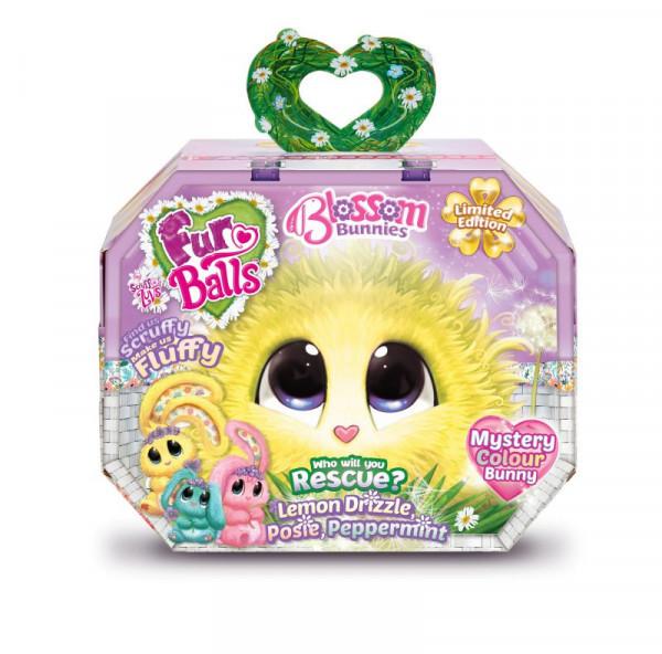 TM Toys Fur Balls Blossom Bunnies 635B