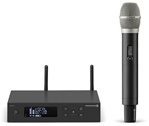 Beyerdynamic TG 556Vocal zestaw bezprzewodowy mikrofon do języka 712574