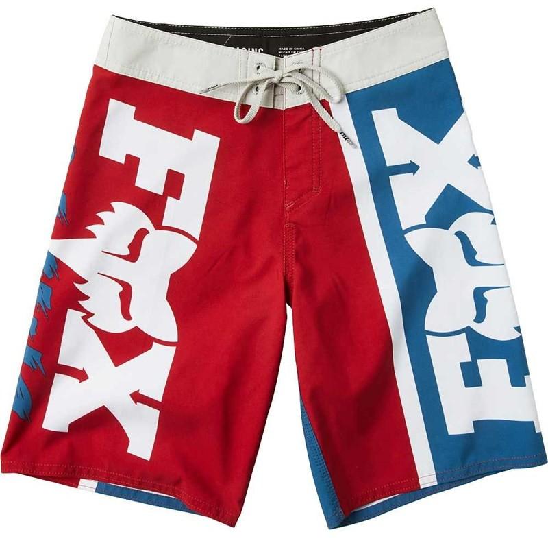 Fox kąpielówki Youth Victory Boardshort Blue/Red 149)