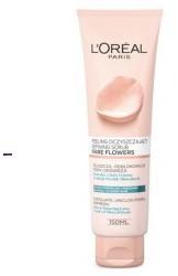 Loreal Rare Flowers peelig oczyszczający do twarzy cera normalna/mieszana 150ml