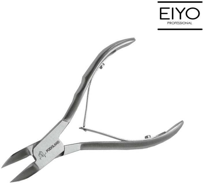 PODOLAND Cęgi nr 04 do skracania paznokci w kształcie półokrągłym Podoland - 16 mm