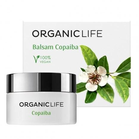 Organic Life Nowość: Fitoregulator Balsam Copaiba