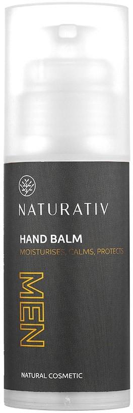 Naturativ Balsam do rąk dla mężczyzn - Men Hand Balm Balsam do rąk dla mężczyzn - Men Hand Balm