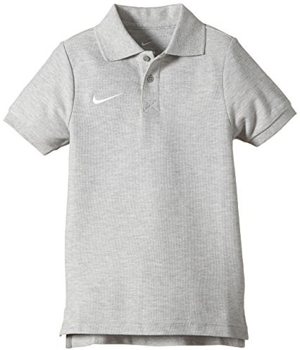 Nike TS Core chłopięca koszulka polo, szary, S 456000-050