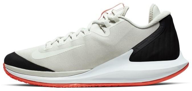 Nike Męskie buty do tenisa NikeCourt Air Zoom Zero - Kremowy AA8018-009