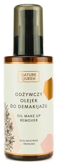 Nature Queen Nature Queen Odżywczy olejek do demkijażu 150ml 41441-uniw