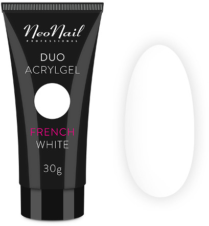 Neonail Duo Acrylgel FRENCH WHITE 60 g 6102-3