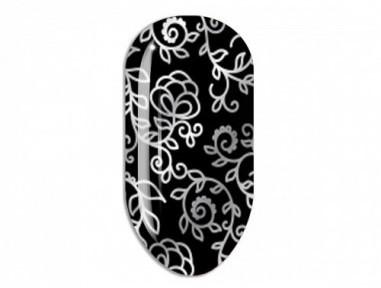 Nail Art Mollon Pro Stikers Mollon Pro F114S naklejki do zdobienia