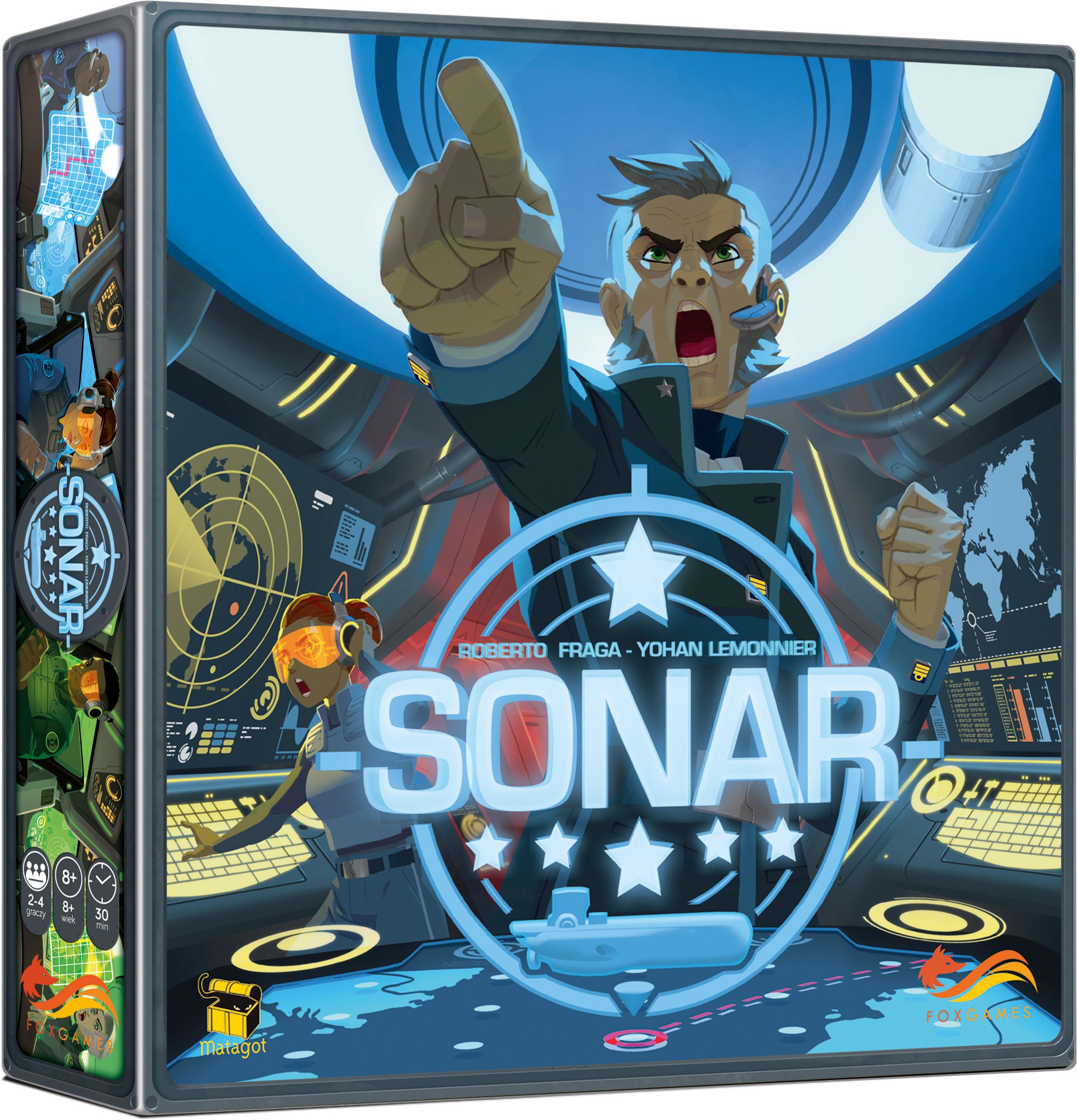 Fox Games SONAR ROBERTO FRAGA