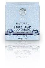 Siberica Natura, mydło śnieżne ręcznie robione kostka, 100 g