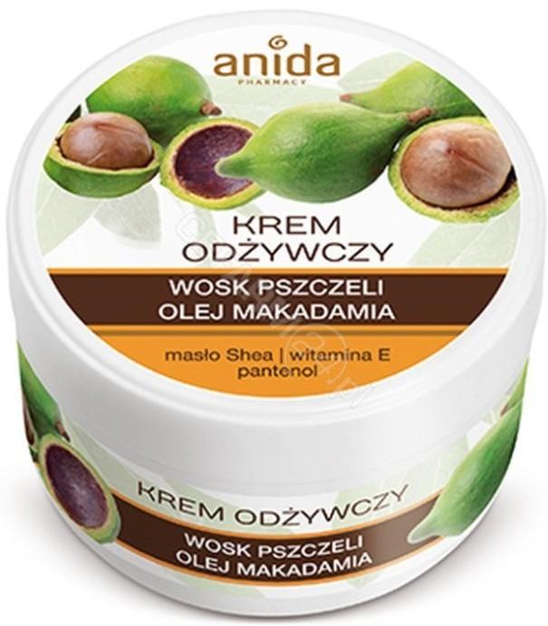 Scan Anida SCAN- Anida krem odżywczy wosk pszczeli i olej makadamia 125 ml